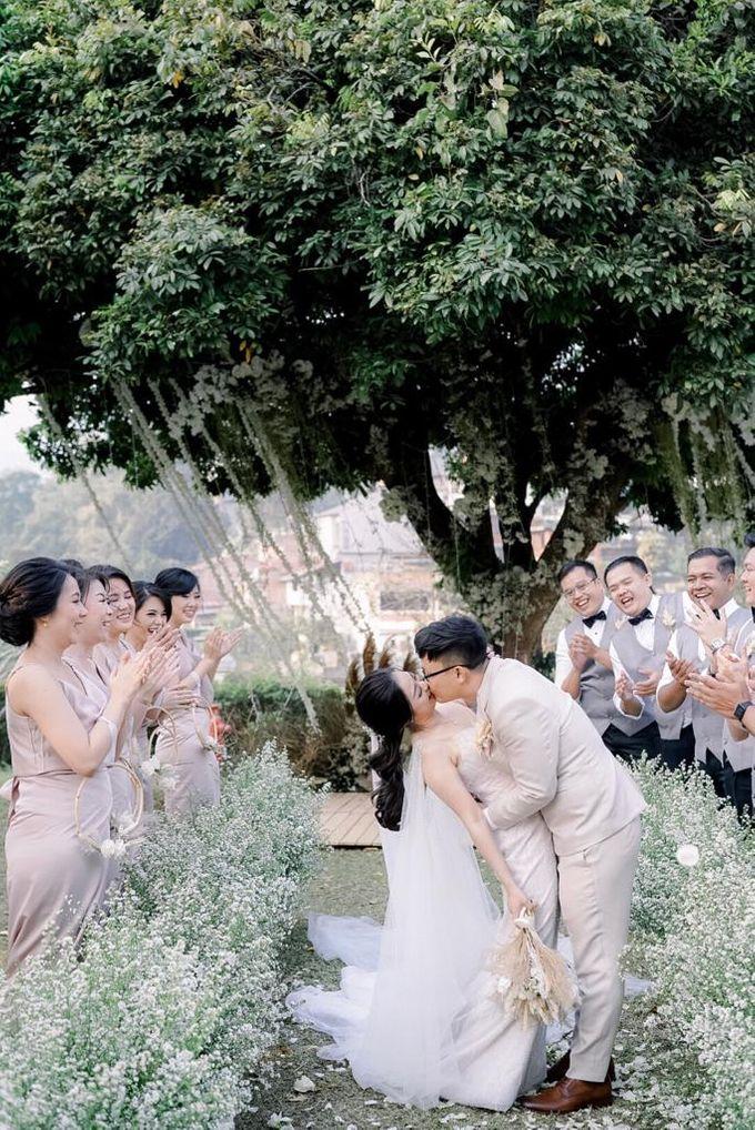 The Wedding Nicholas Bony & Maria Stella by Sheraton Bandung Hotel & Towers - 010