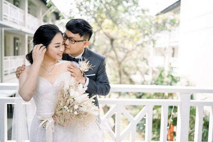 The Wedding Nicholas Bony & Maria Stella by Sheraton Bandung Hotel & Towers - 005