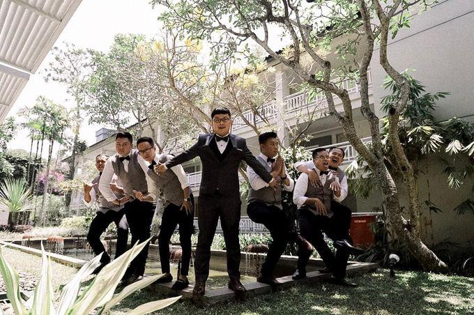 The Wedding Nicholas Bony & Maria Stella by Sheraton Bandung Hotel & Towers - 009