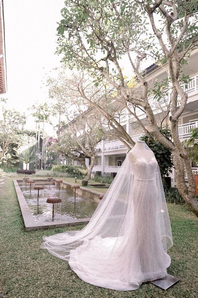 The Wedding Nicholas Bony & Maria Stella by Sheraton Bandung Hotel & Towers - 006