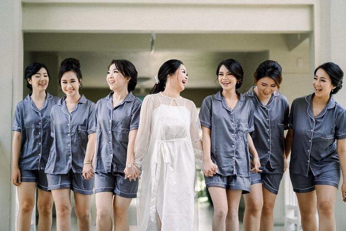 The Wedding Nicholas Bony & Maria Stella by Sheraton Bandung Hotel & Towers - 011