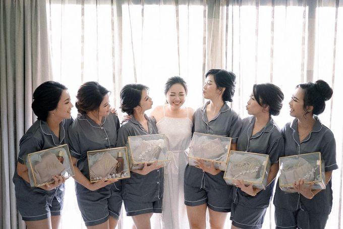 The Wedding Nicholas Bony & Maria Stella by Sheraton Bandung Hotel & Towers - 008