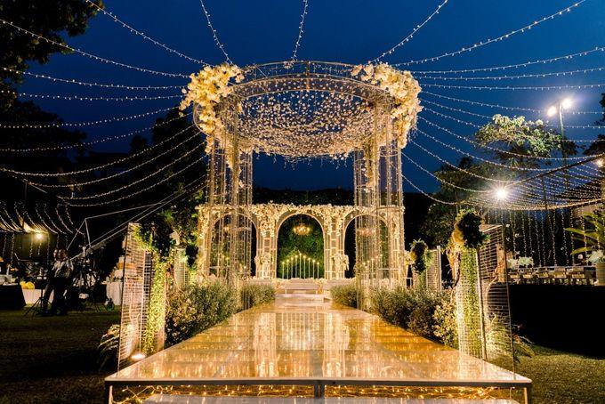 The Wedding Nicholas Bony & Maria Stella by Sheraton Bandung Hotel & Towers - 016