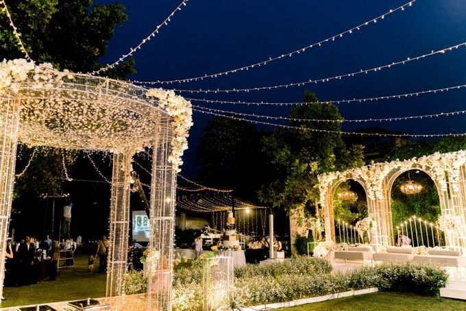 The Wedding Nicholas Bony & Maria Stella by Sheraton Bandung Hotel & Towers - 014