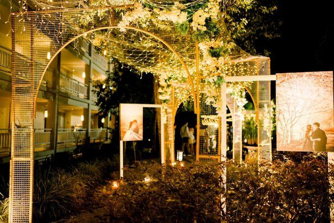 The Wedding Nicholas Bony & Maria Stella by Sheraton Bandung Hotel & Towers - 013