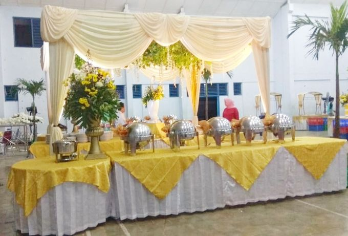 Setting Meja Catering by Calia Catering - 008