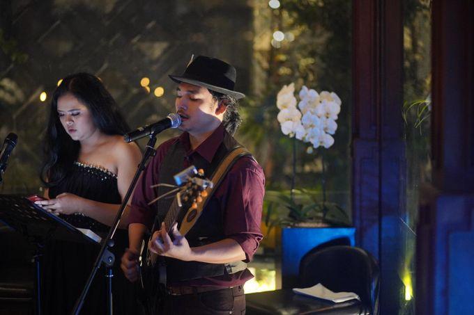 Lovia & Dani Wedding At Four Seasons Hotel by Josh & Friends Entertainment - 001