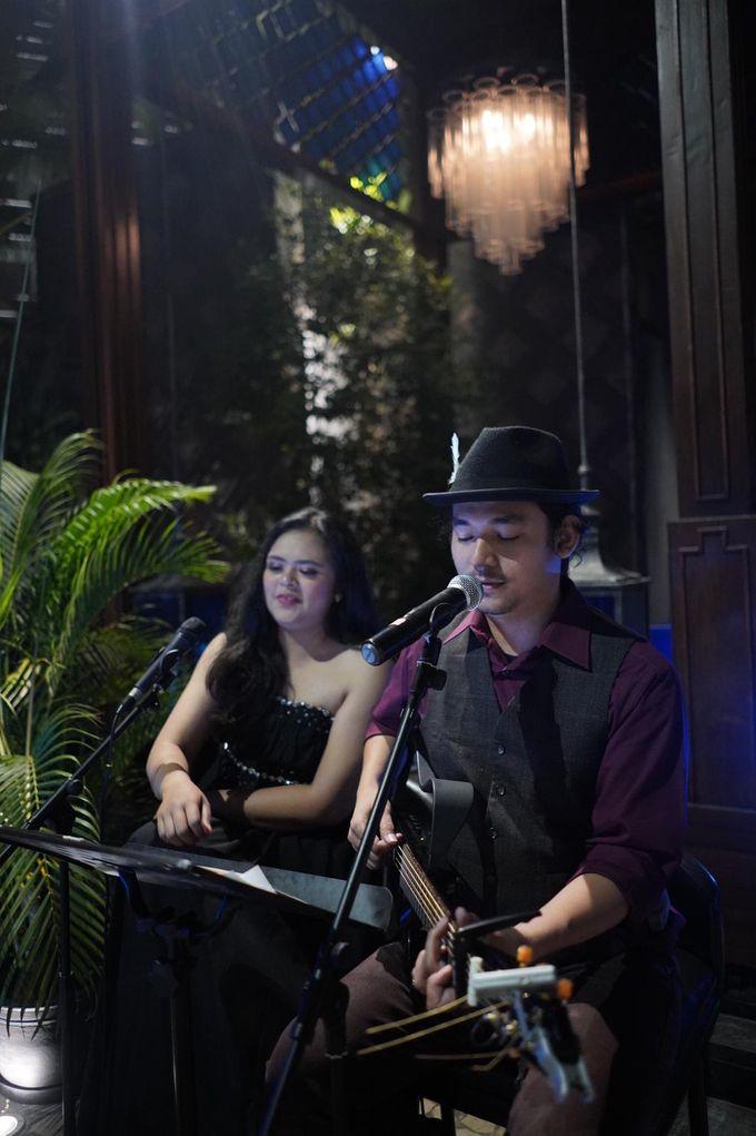 Lovia & Dani Wedding At Four Seasons Hotel by Josh & Friends Entertainment - 006