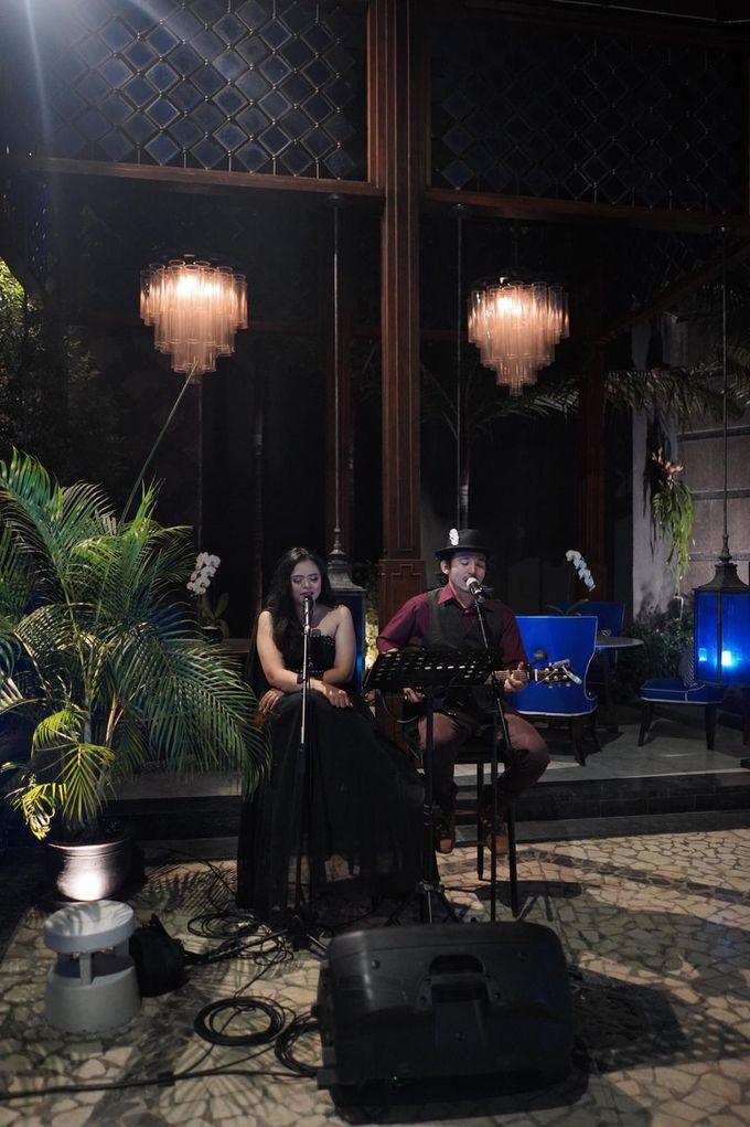 Lovia & Dani Wedding At Four Seasons Hotel by Josh & Friends Entertainment - 003