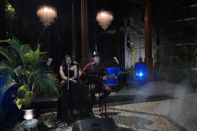 Lovia & Dani Wedding At Four Seasons Hotel by Josh & Friends Entertainment - 004