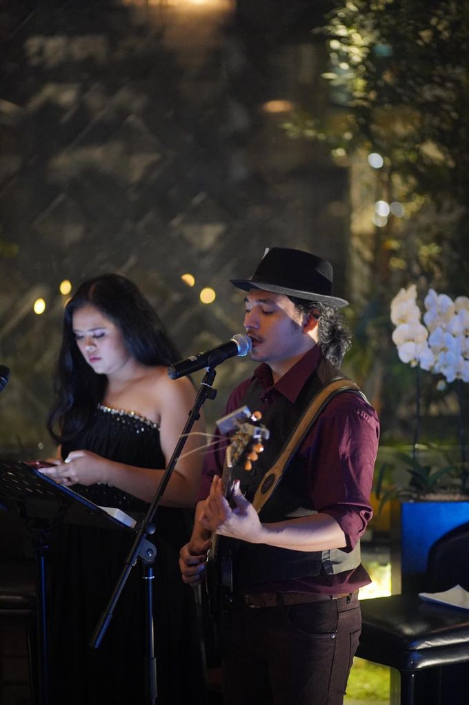 Lovia & Dani Wedding At Four Seasons Hotel by Josh & Friends Entertainment - 002