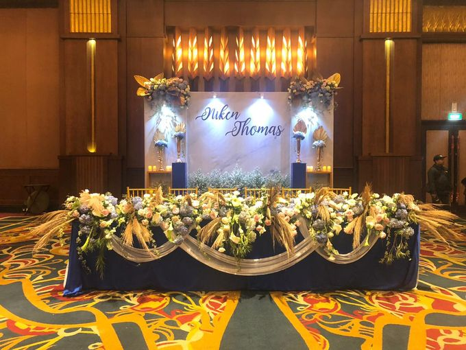 Royal Blue Wedding by CITTA Wedding - 008