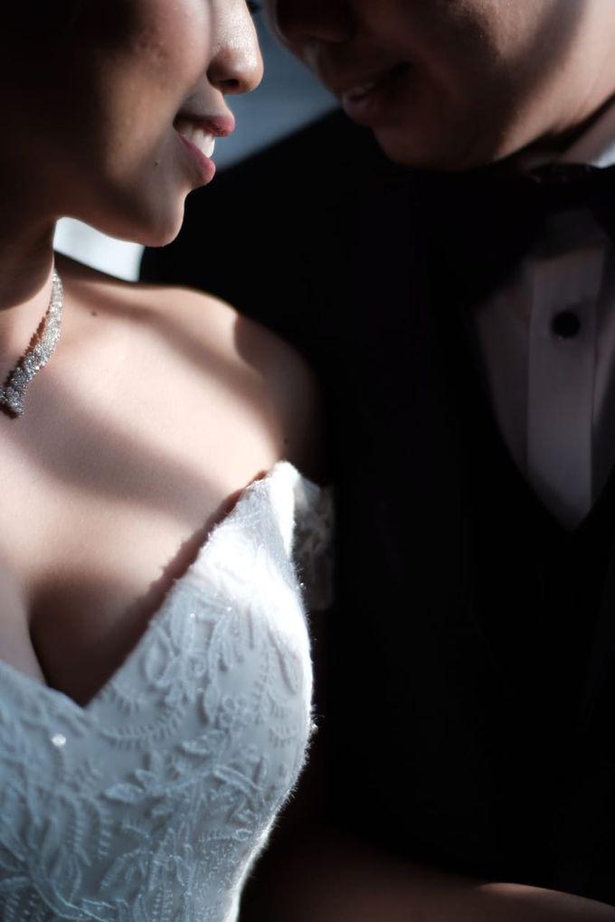 Wedding Of Martinus & Monica Intan by Elina Wang Bridal - 003