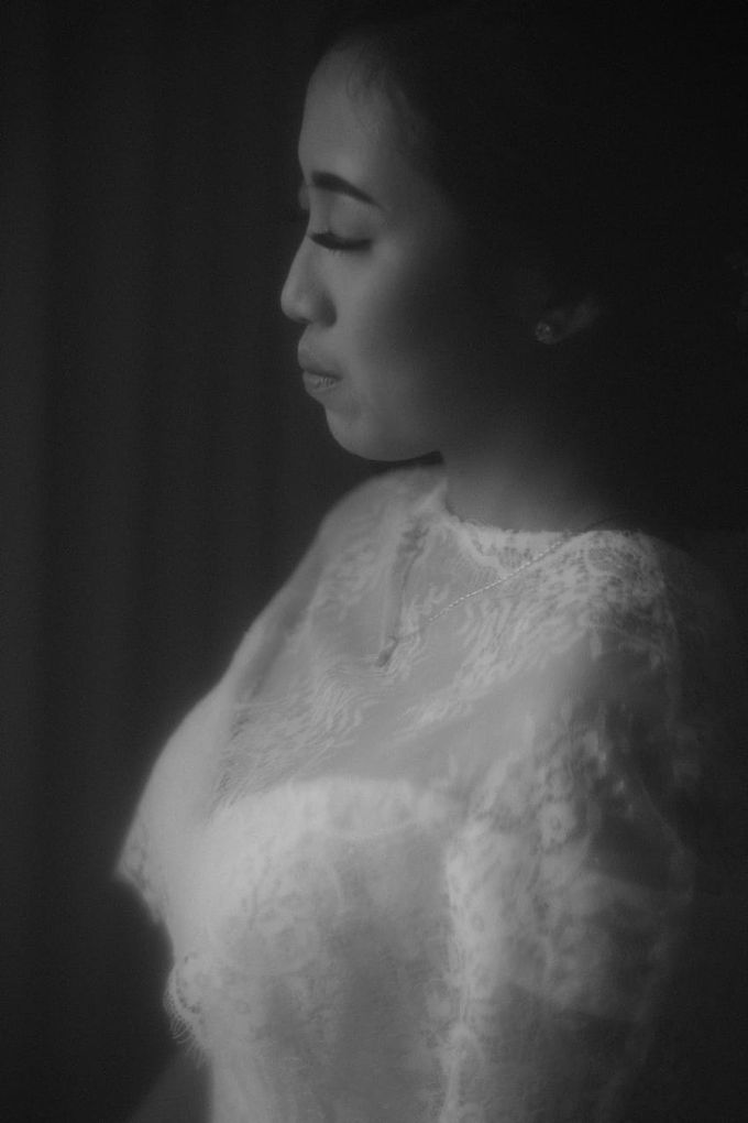 Wedding Of Martinus & Monica Intan by Elina Wang Bridal - 001