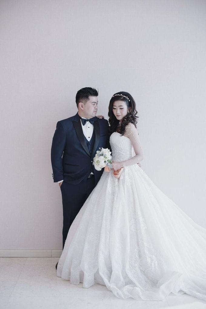 Wedding Of Ivan & Fani by Elina Wang Bridal - 010