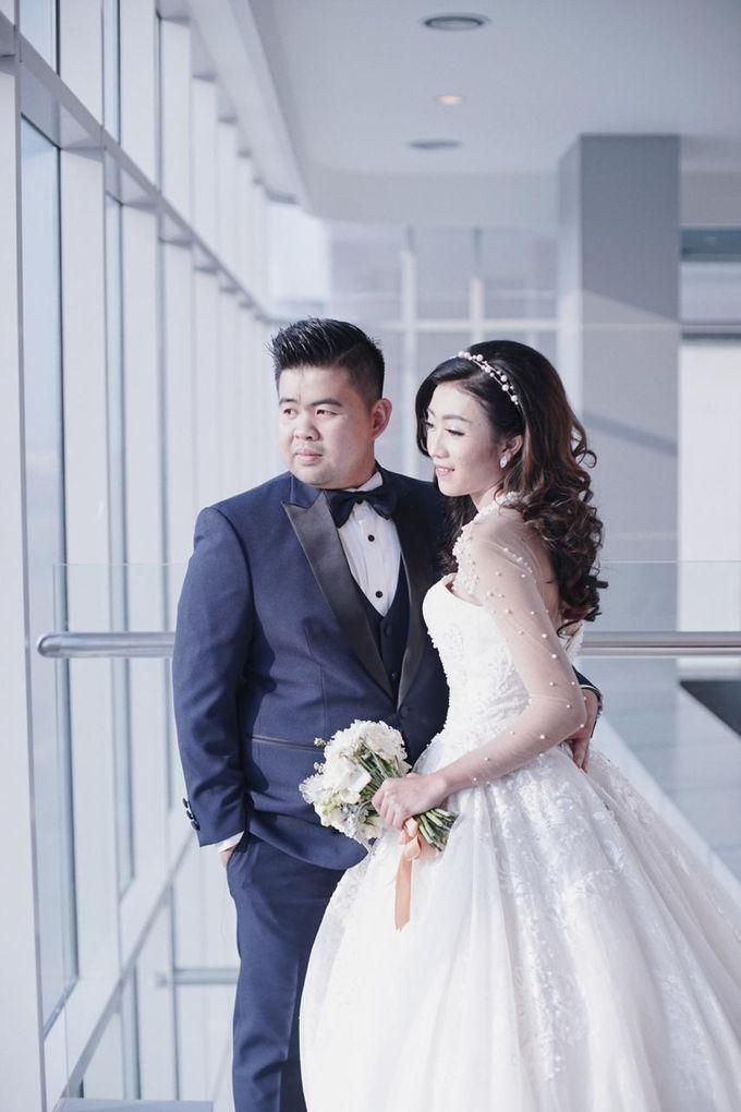 Wedding Of Ivan & Fani by Elina Wang Bridal - 007