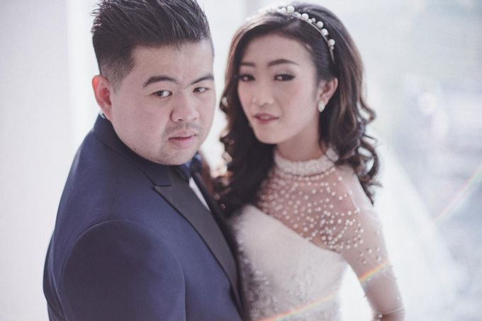 Wedding Of Ivan & Fani by Elina Wang Bridal - 003