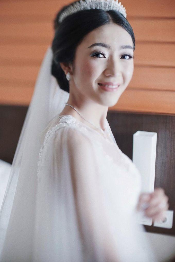 Wedding Of Ivan & Fani by Elina Wang Bridal - 001