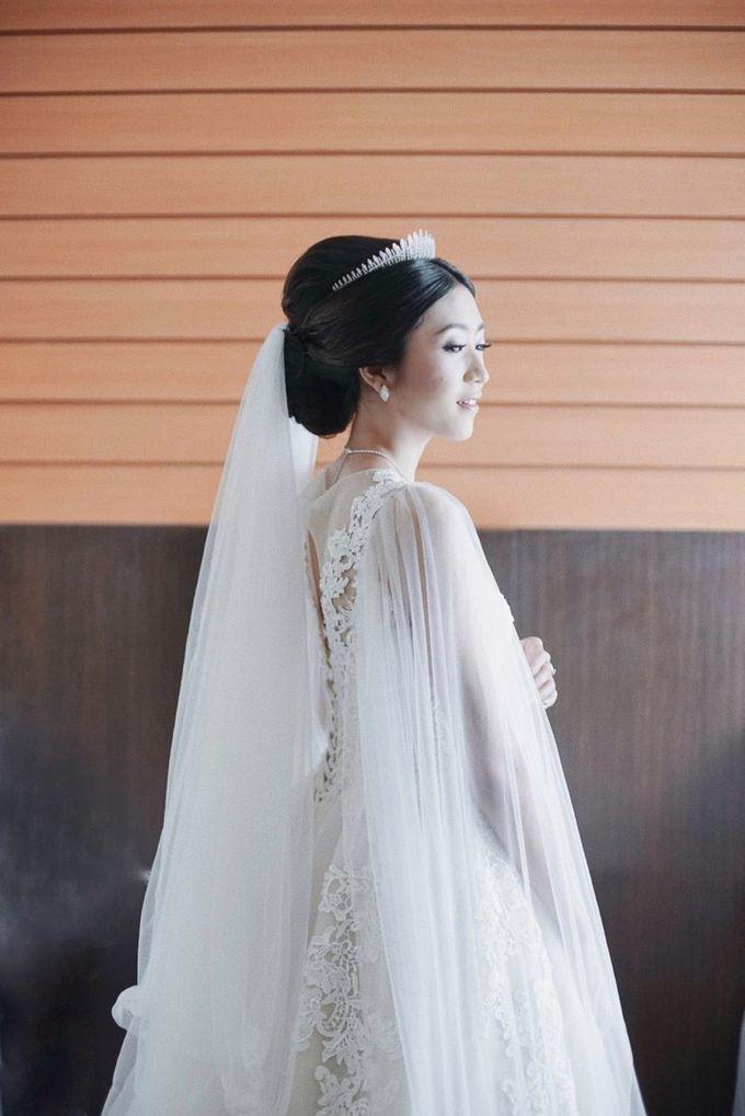 Wedding Of Ivan & Fani by Elina Wang Bridal - 005