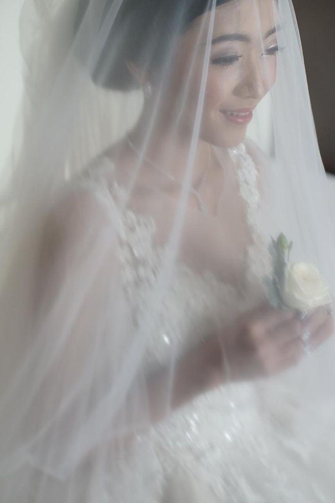Wedding Of Ivan & Fani by Elina Wang Bridal - 002