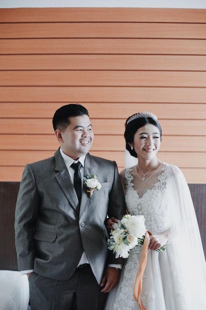 Wedding Of Ivan & Fani by Elina Wang Bridal - 004
