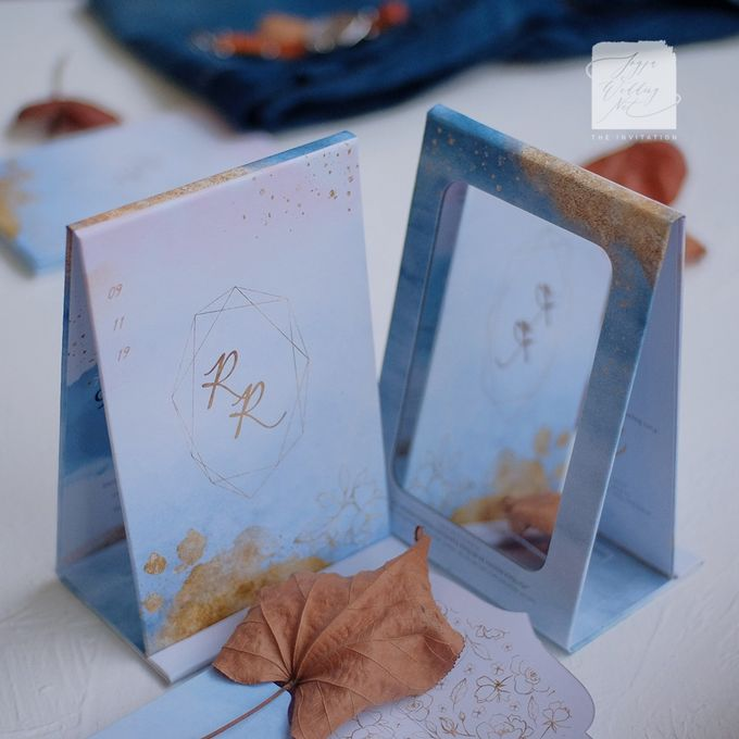 Invitation Mix Mirror - RESI & RISZA by Jogja Wedding Net - 007