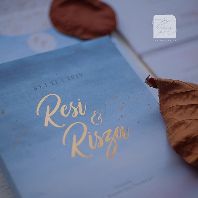 Invitation Mix Mirror - RESI & RISZA by Jogja Wedding Net - 004