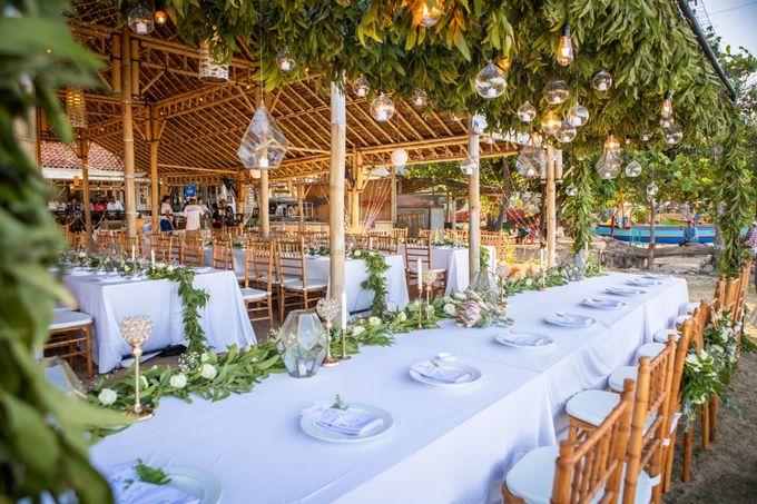 The Wedding of Timothy & Maraea by Miracle Wedding Bali - 049