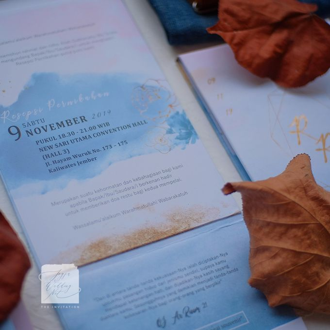 Invitation Mix Mirror - RESI & RISZA by Jogja Wedding Net - 003