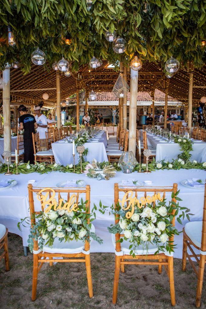 The Wedding of Timothy & Maraea by Miracle Wedding Bali - 045