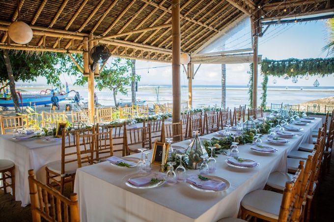 The Wedding of Timothy & Maraea by Miracle Wedding Bali - 048