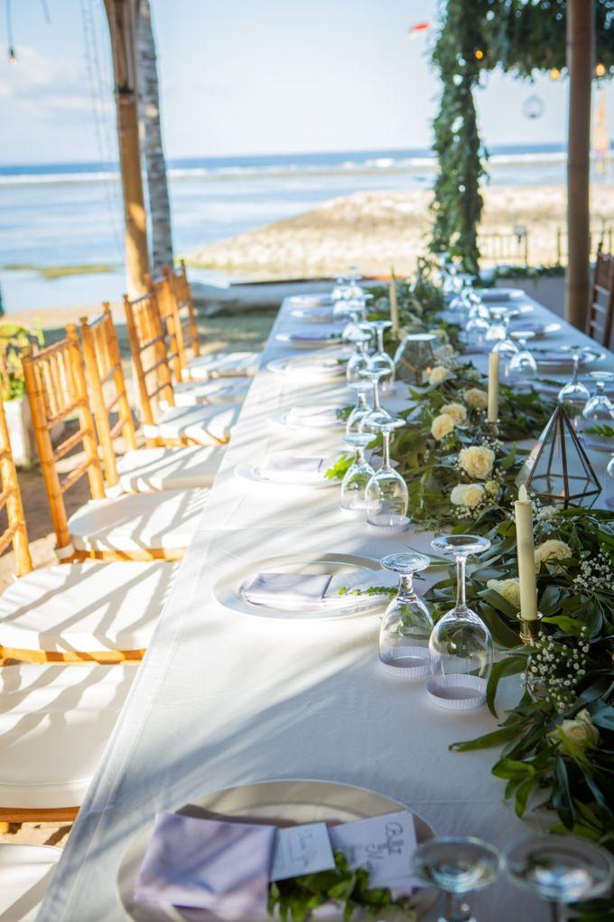 The Wedding of Timothy & Maraea by Miracle Wedding Bali - 047