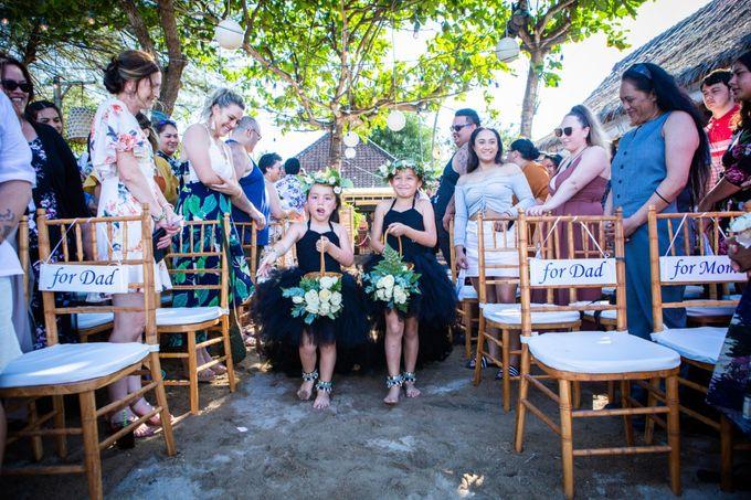 The Wedding of Timothy & Maraea by Miracle Wedding Bali - 046