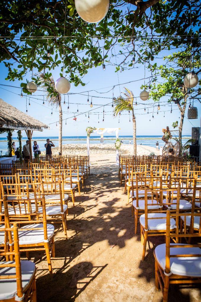 The Wedding of Timothy & Maraea by Miracle Wedding Bali - 050