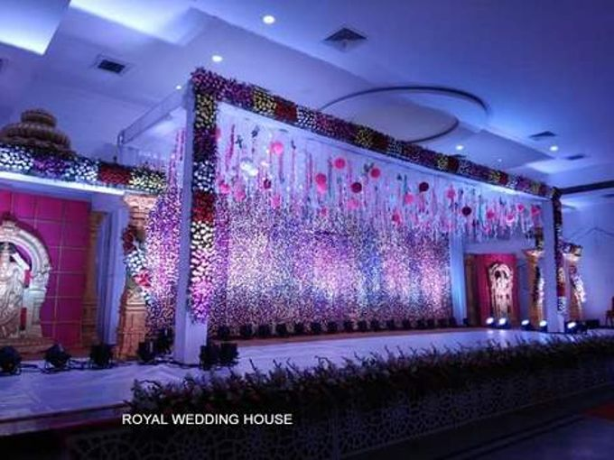 Reception Backdrop by Heaven Days.Co - 031