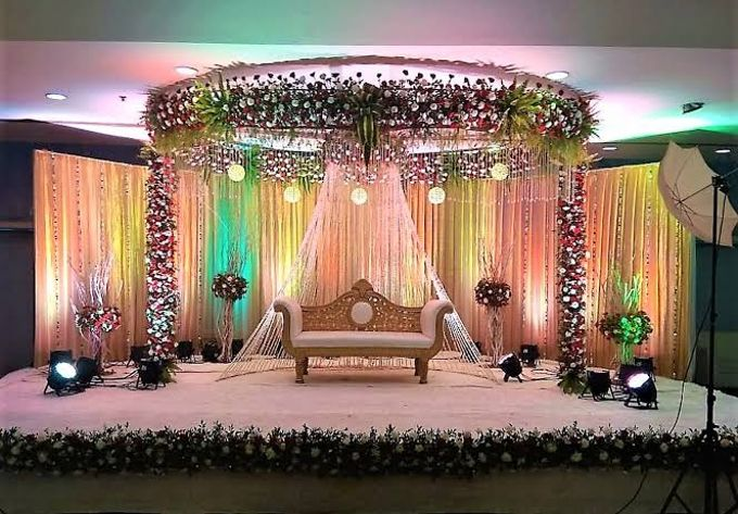 Reception Backdrop by Heaven Days.Co - 030