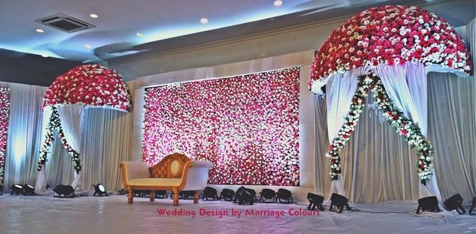 Reception Backdrop by Heaven Days.Co - 035