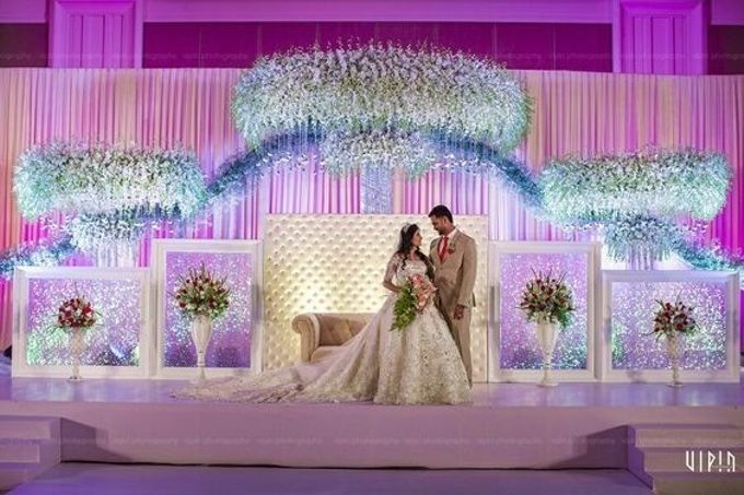 Reception Backdrop by Heaven Days.Co - 003