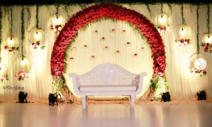 Reception Backdrop by Heaven Days.Co - 050