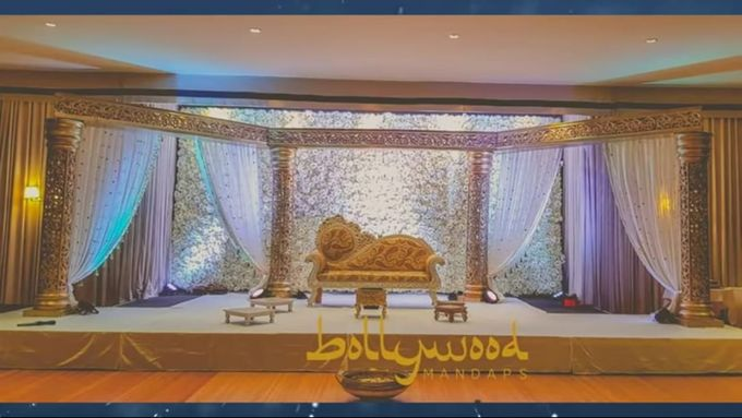 Reception Backdrop by Heaven Days.Co - 025