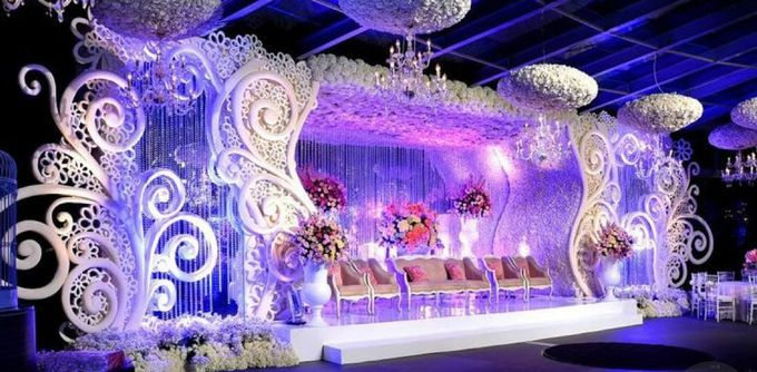 Reception Backdrop by Heaven Days.Co - 007
