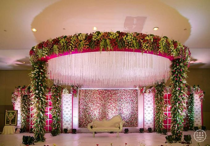Reception Backdrop by Heaven Days.Co - 004