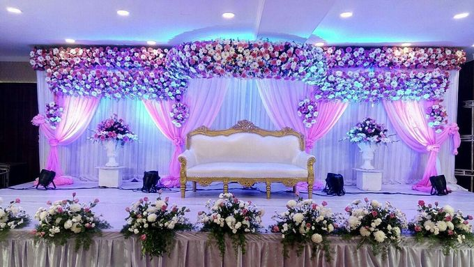 Reception Backdrop by Heaven Days.Co - 023