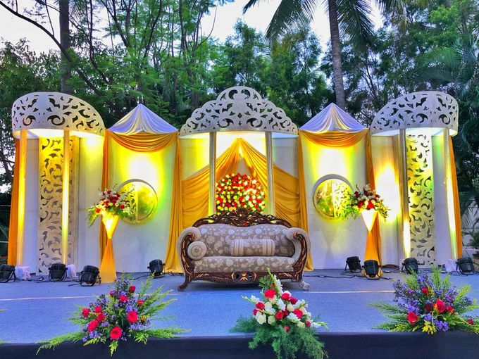 Reception Backdrop by Heaven Days.Co - 029