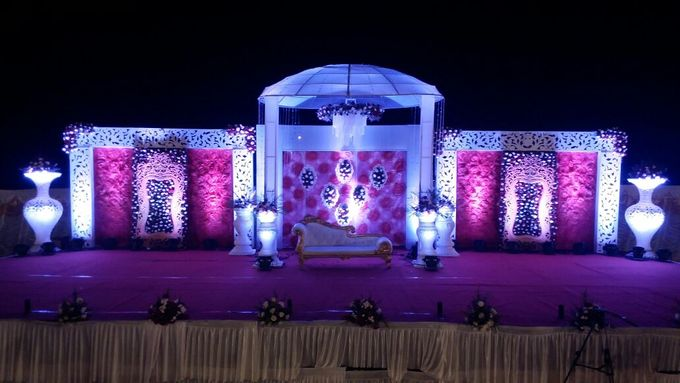 Reception Backdrop by Heaven Days.Co - 038