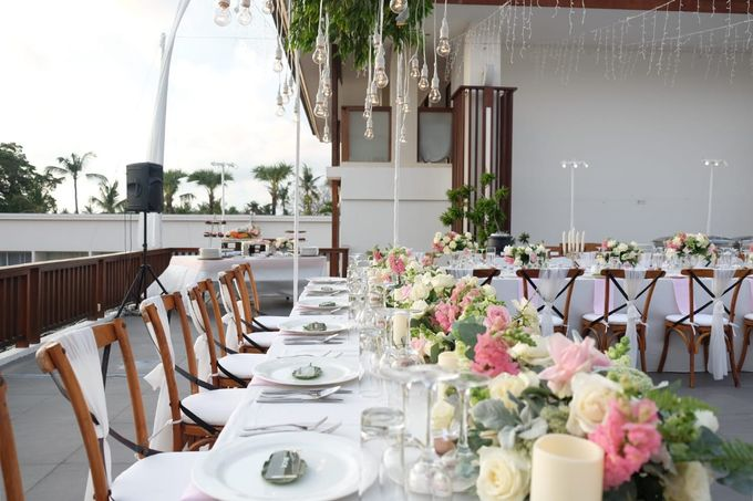 Rooftop Chapel And Dinner by CITTA Wedding - 006