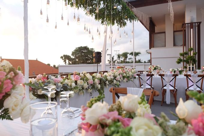 Rooftop Chapel And Dinner by CITTA Wedding - 002