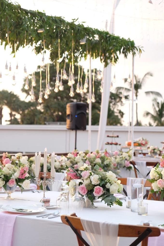 Rooftop Chapel And Dinner by CITTA Wedding - 008
