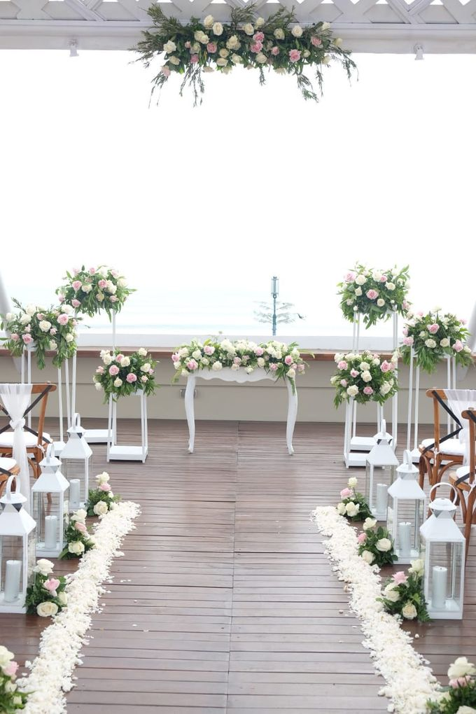 Rooftop Chapel And Dinner by CITTA Wedding - 001