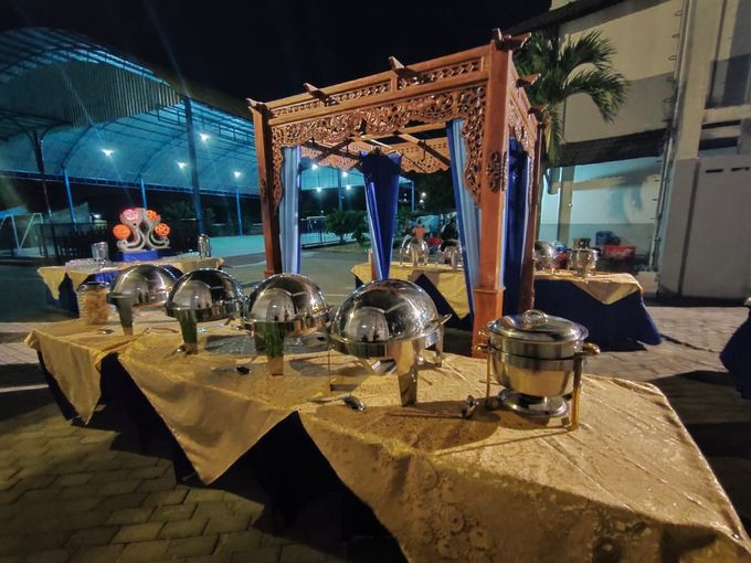 Setting Meja Catering by Calia Catering - 010
